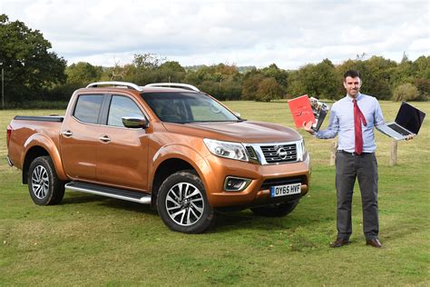 review nissan navara term test review nissan np300 navara auto express