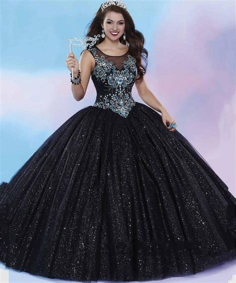 black quinceanera dresses online get cheap quinceanera dresses black aliexpress com