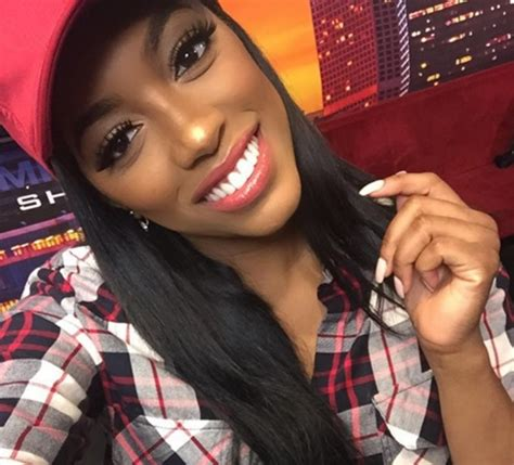 nene leakes and porsha williams will not hold a peach next porsha williams checks nene leakes for filth