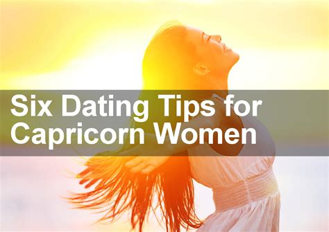 10 Tips For Dating A by Tips On Dating A Capricorn 171 Dating In Unite Kingdom
