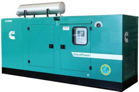 gallery diesel generator installation and service bangalore