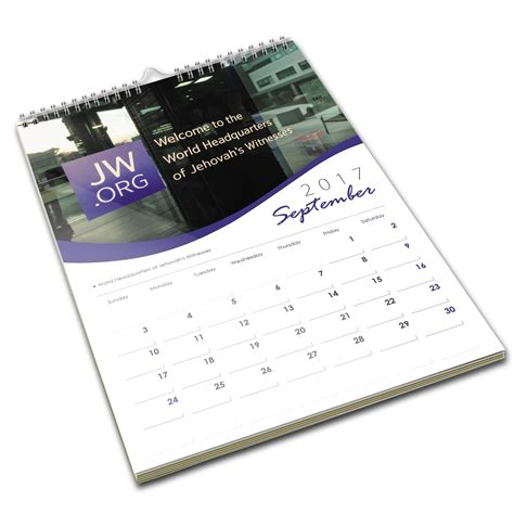 jehovah s witness wall calendar 2018 jw wall calendar