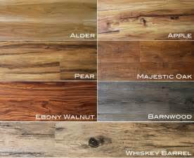 luxury vinyl flooring wood grain planks trident click