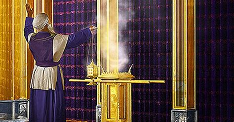 how thick was the curtain in the temple a thick curtain separated the holy of holies from the holy