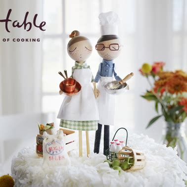 gift registry with sur la table something turquoise
