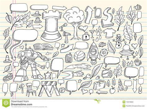 doodle jogos do jogo do vetor do esbo 231 o do doodle do caderno