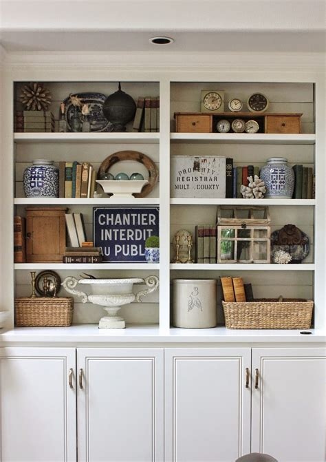 Bookcase Styling bookcase styling via meyers meyers meyers hinson home decorating diy