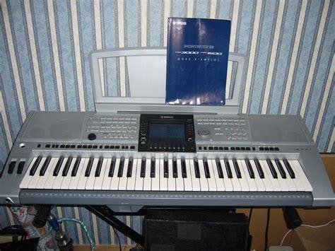 Keyboard Yamaha Psr 3000 yamaha psr 3000 image 460023 audiofanzine