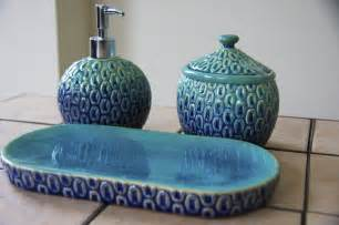 peacock bathroom accessories our army according to the bathroom makeover