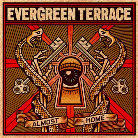 evergreen terrace almost home metal blade records