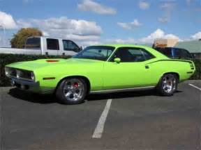 Chrysler Barracuda For Sale 1970 Plymouth Barracuda For Sale Classiccars Cc 910081