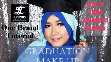 tutorial makeup lt pro lt pro one brand makeup tutorial makeup untuk wisuda