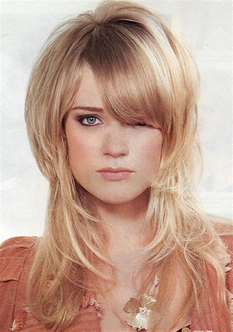 long layers with bangs hairstyles for 2015 for regular people long hairstyles with layers and bangs haircuts