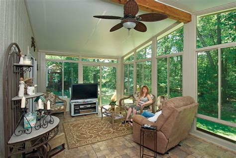 How Much Does An All Season Room Cost Replacement Windows Sunroom Replacement Windows