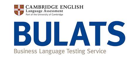 language fr bulats anglais pr 233 paration certification de l universit 233