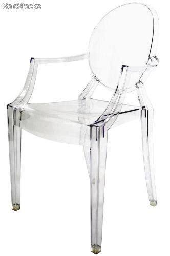 silla transparente segunda mano silla ghost transparente