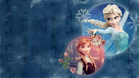 frozen wallpaper themes frozen wallpaper and background 1366x768 id 496263