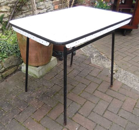 retro metal kitchen table 1950 1960 vintage retro formica kitchen dining table metal