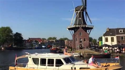 boating holidays in holland boating holiday in holland youtube