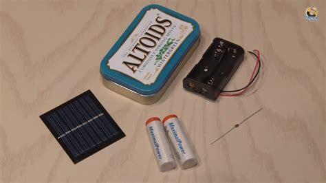 como hacer un cargador para moviles c 243 mo hacer un cargador solar para celular uno nunca sabe