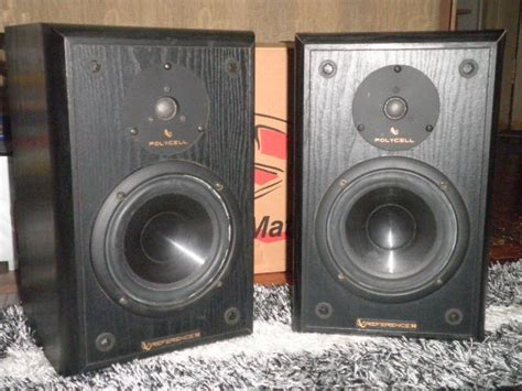 infinity reference 10 bookshelf speaker used