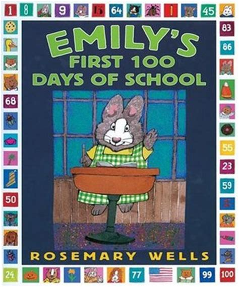 100daysoflove books emily s 100 days of school by rosemary