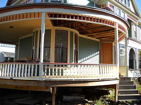 porch american home remodeling