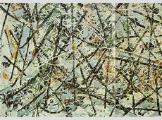 dripping Jackson Pollock Number 10 1949