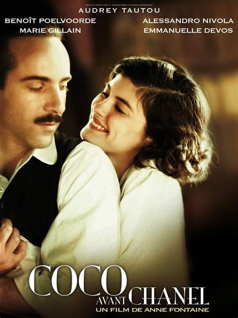 biography of coco chanel movie coco avant chanel 2009 filmaffinity