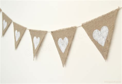 Bunting Flag Bridal Shower 11 000 white hessian burlap bunting rustic hearts wedding baby shower shabby chic jdogandt madeit