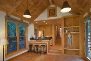 Pics Inside 14x32 House A Handcrafted Rustic Guest Cabin Dotter Amp Solfjeld