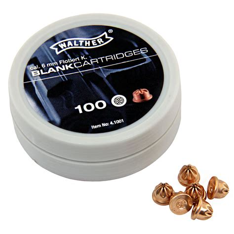Revolver 22 Cal Blank walther 22 cal 6mm crimped acorn blanks 100 ct 9 95