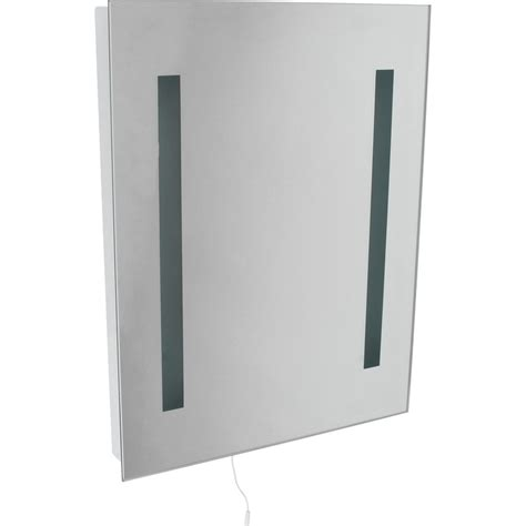 bathroom mirror with shaver socket ip44 mirror light with dual voltage shaver socket