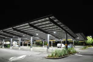 Carport Solar Lighting Solar Carports Commercial Solar Carport Design