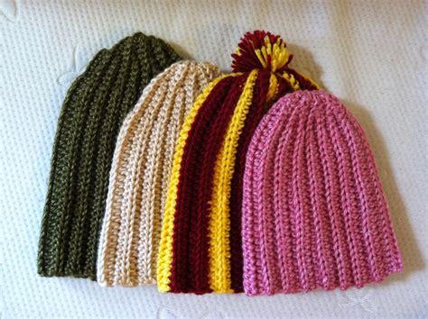 pattern crochet ribbed hat my yarn spot side to side ribbed hat pattern