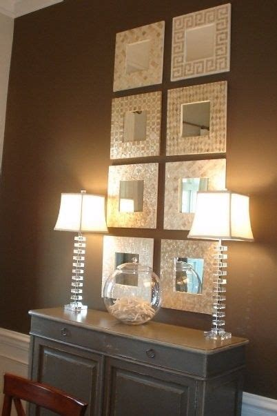 Mirror Decor In Dining Room Decorating Idea Reception Ikea Mirrors With The Tile
