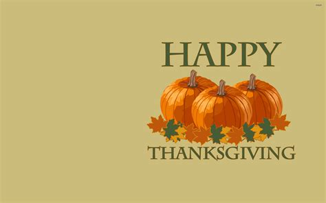 Happy Thanksgiving by Happy Thanksgiving Wallpaper 1009345