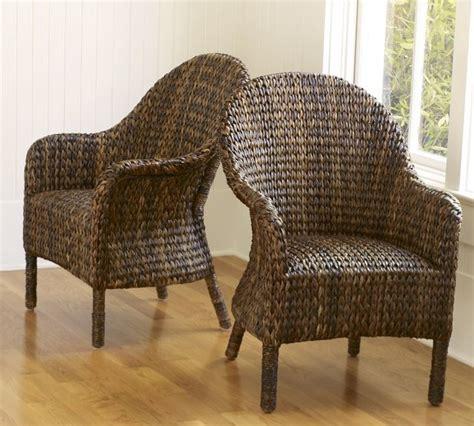 bucket armchairs sea grass bucket armchair contemporary armchairs and