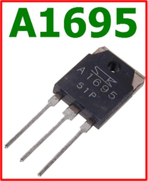 transistor driver sanken a1695 datasheet vcbo 140 pnp transistor sanken