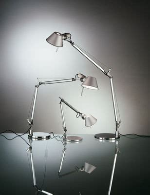 tolomeo micro table l by artemide tolomeo micro table l bronze by artemide