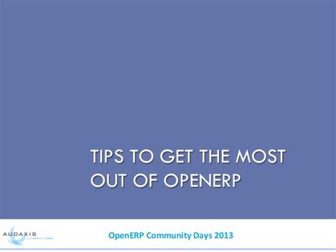 10 tips to get the most out of selling your home tips to get the most out of openerp jean luc delsaute