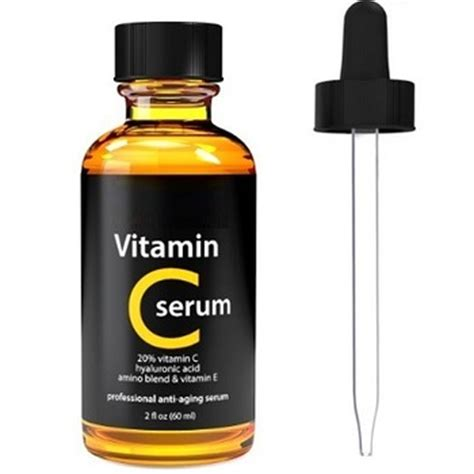 Ser C Serum Vitamin C best serum for and skin with 20 vitamin c hyaluronic
