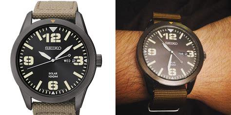 montres militaires seiko