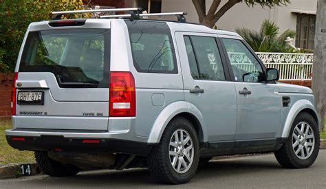 land rover discovery 2005 land rover discovery tractor construction plant wiki