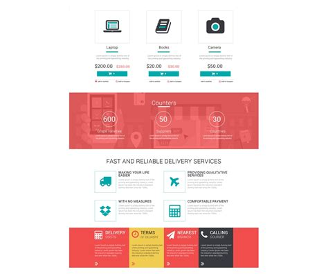 design free ecommerce website free ecommerce website design templates 28 images