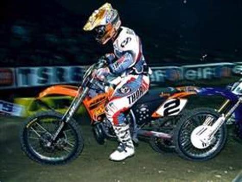 Mcgrath Ktm Between The Motos Mcgrath Racer X