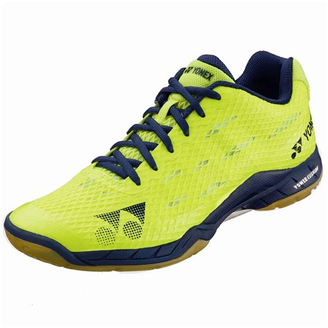 Sepatu Badminton Non Marking yonex power cushion aerus mens badminton shoes sweatband