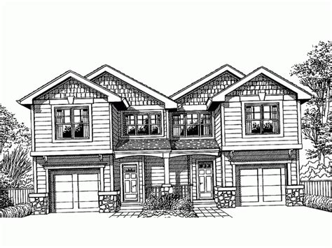 inspiring infill house plans photo home building plans