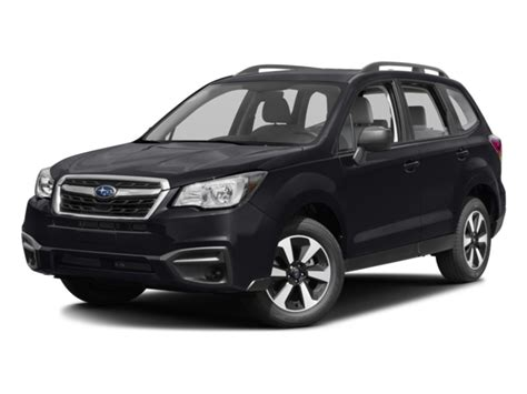 subaru forester price 2017 2017 subaru forester prices nadaguides