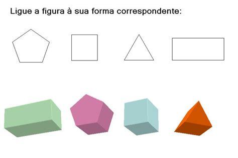 figuras geometricas espaciais e m e f jardel biguetti domeneghi geometria figuras